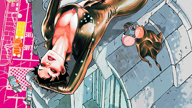 DC Relaunch Snap Judgments, Week 3: WTF, Catwoman's Boobs?