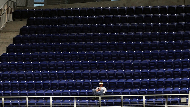 Marlins Tickets Are Basically Free, And Still No One's Going