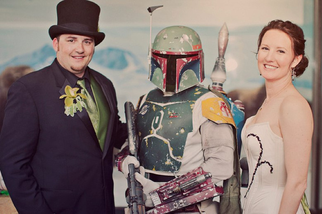 The Most Gorgeous Geek Wedding We've Ever Seen