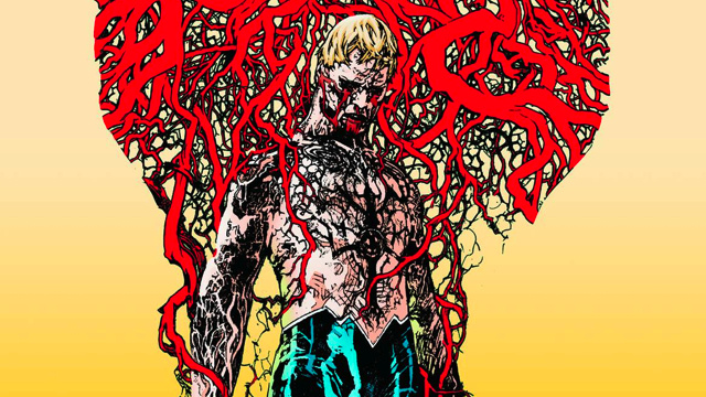 In comics this week, Animal Man bleeds out his eyes and Superman goes grassroots