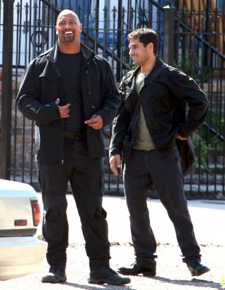 G.I. Joe 2 set photos
