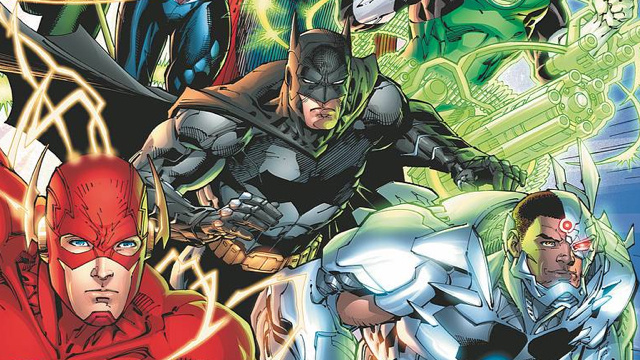 This Wednesday, DC Comics goes all in
