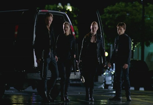 True Blood lets the leather-jacketed, supernatural war of Louisiana begin!