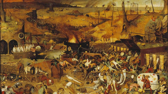 The bacterium responsible for the Black Death was once a mild stomach bug