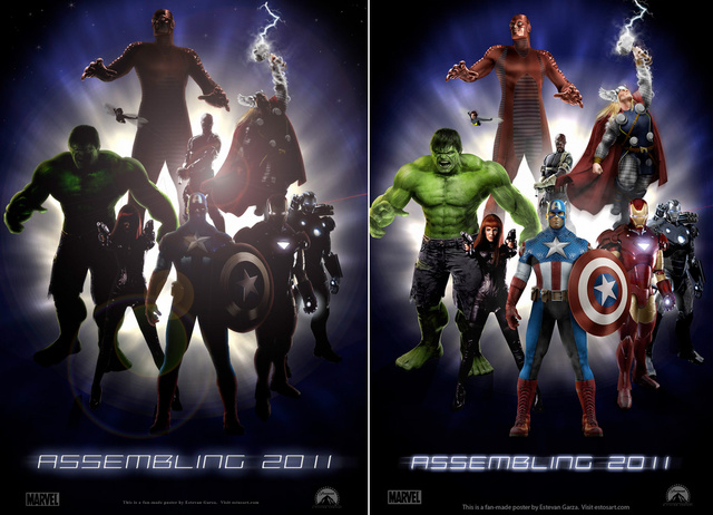 Fan-Made Superhero Movie Posters We Wish Were Real