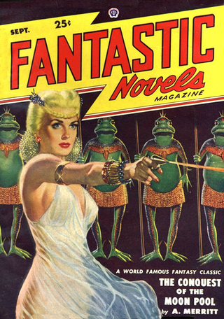 Robots, Mad Scientists and Damsels: Astounding Pulp Cover Art