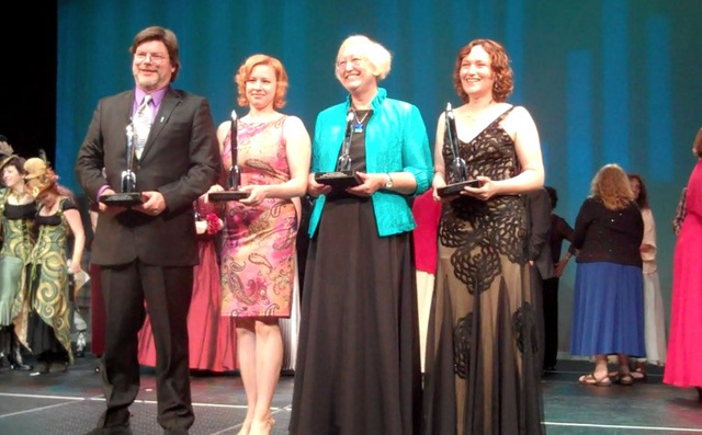 2011 Hugo Awards: A good night for time travel, artificial intelligence, and Asimov's Magazine