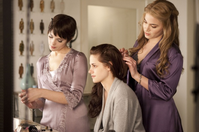 The Twilight Saga: Breaking Dawn promo photos