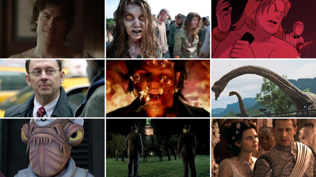 The Ultimate Guide to Fall 2011's Science Fiction and Fantasy TV