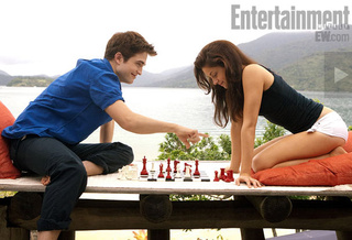Breaking Dawn: Part 1 promo photos and an EW cover