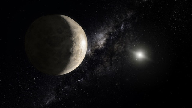 Three Potential New Dwarf Planets Discovered Near Pluto