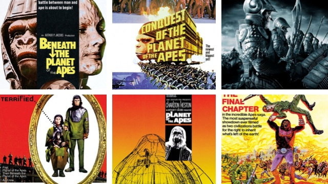 What your favorite Planet of the Apes movie says about you