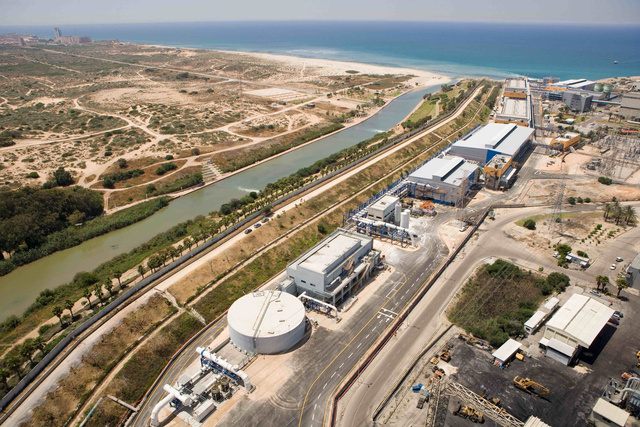 The best solution to world thirst may be desalination