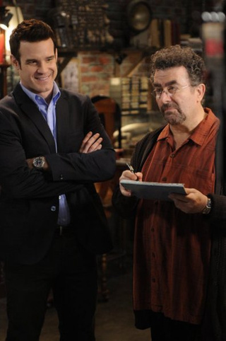 "Warehouse 13 episode 3.05, ""3 ... 2 ... 1"" promo photos"