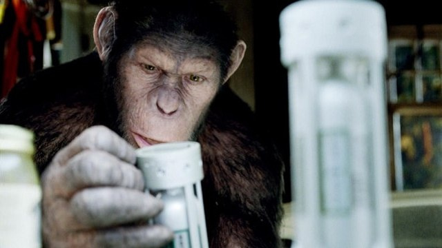 Is Rise of the Planet of the Apes anti-science?