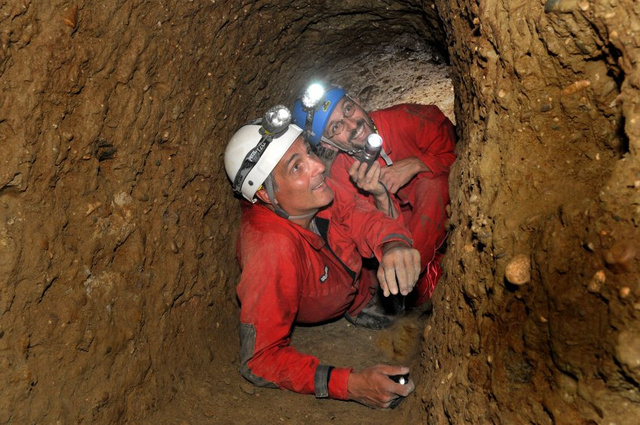 Over 700 weird twisting passages discovered underground in Bavaria