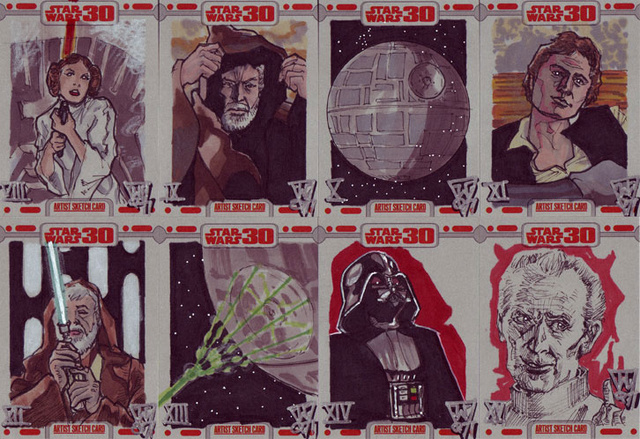 See the Future: Great Science Fiction and Fantasy Tarot Cards