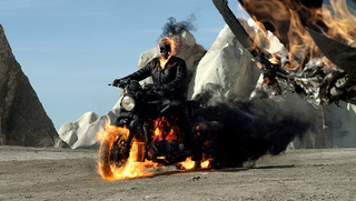 Ghost Rider 2: Spirits of Vengeance promo photos