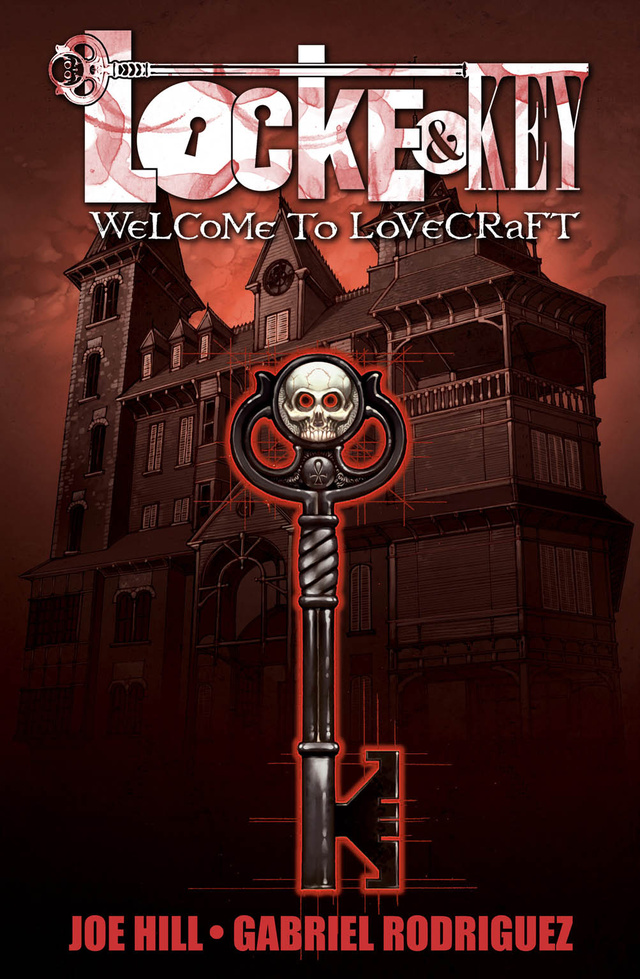 The Locke & Key pilot teases the brilliant horror series that might have been