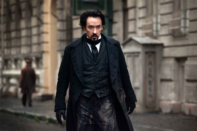 John Cusack's new movie The Raven will be Seven with Edgar Allan Poe