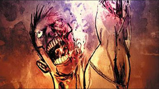 First look at The Darkest Hour's shocking alien art by Ben Templesmith