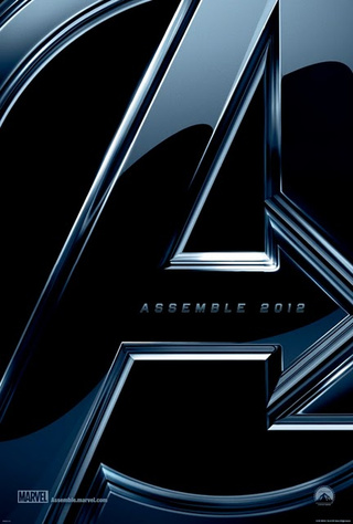 Check out the first Avengers promo poster! Plus filming updates for The Dark Knight Rises!