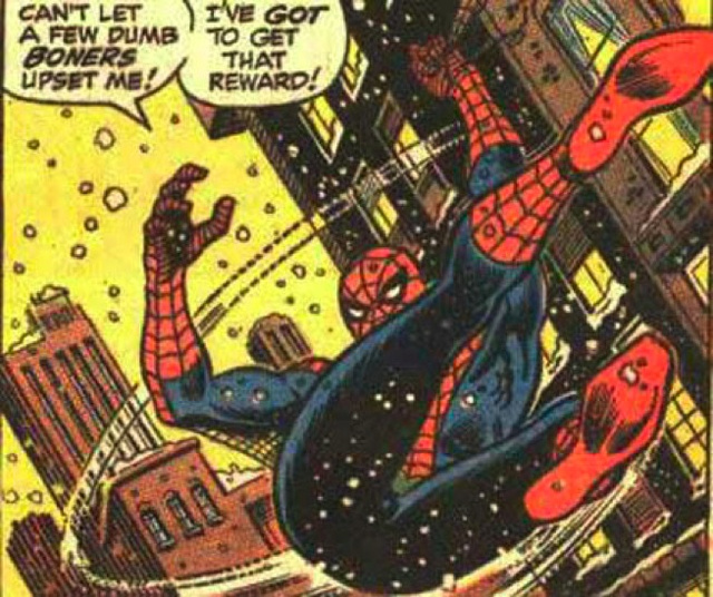 10 sexy facts you didn't know about Spider-Man