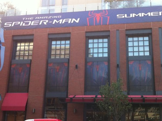 The Comic-Con madness begins: Conan O'Brien and Spider-Man invade San Diego!