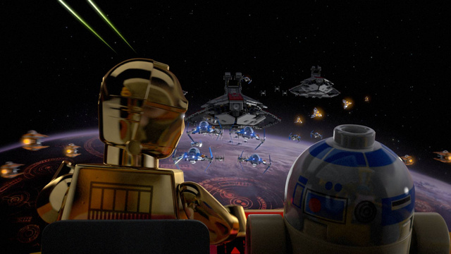 This Week's TV: Lego Star Wars Adventures. Plus the Tackiest Harry Potter Tie-in Ever!