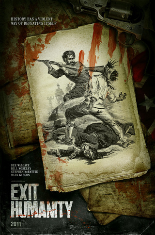 Civil War zombies attack in Exit Humanity trailer