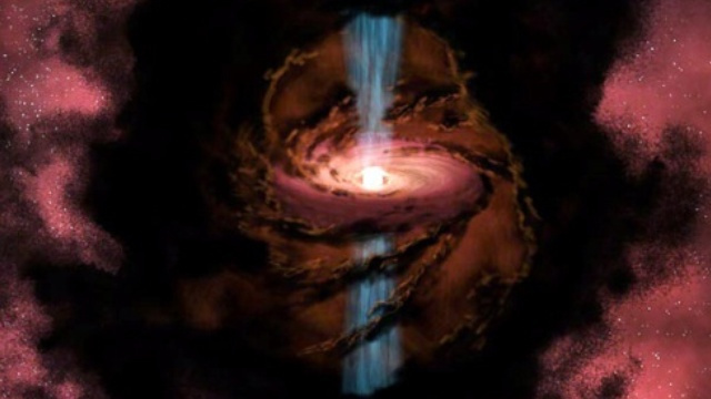 Most water in the universe comes from superheated geysers erupting on young stars