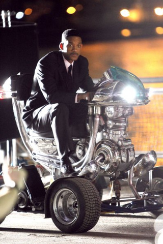 Men in Black III Pictures