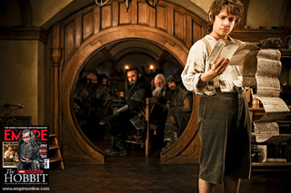 The Hobbit Empire Magazine Pictures