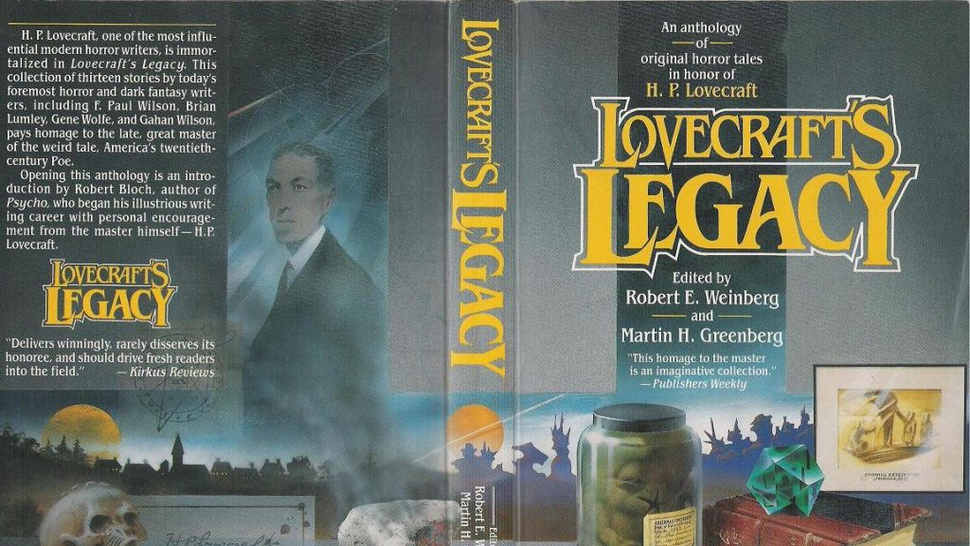 R.I.P. Martin H. Greenberg, super-prolific anthologist and collaborator of Isaac Asimov