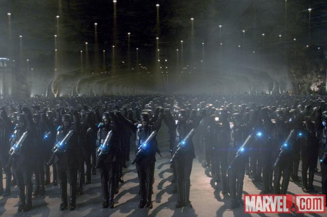 Captain America stills