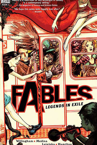Making fairy tales realistic, with Fables creator Bill Willingham