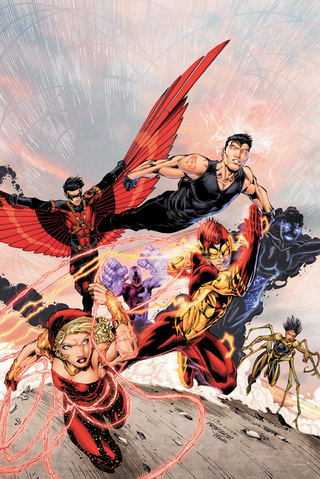 Why is DC Comics canceling and restarting all its superhero lines?
