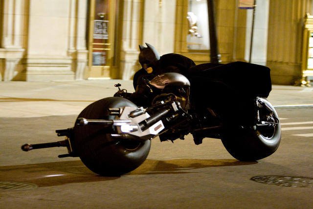 10 Ways of Looking at The Dark Knight