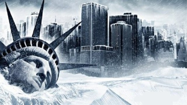 2012: Ice Age declares war on the glaciers
