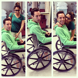 Here's Steve Nash In A Wheelchair, So Good Luck With That, Lake…