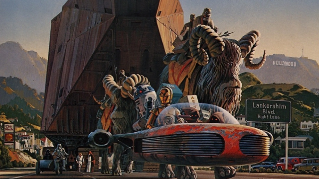 The weirdest stories from the Star Wars Expanded Universe