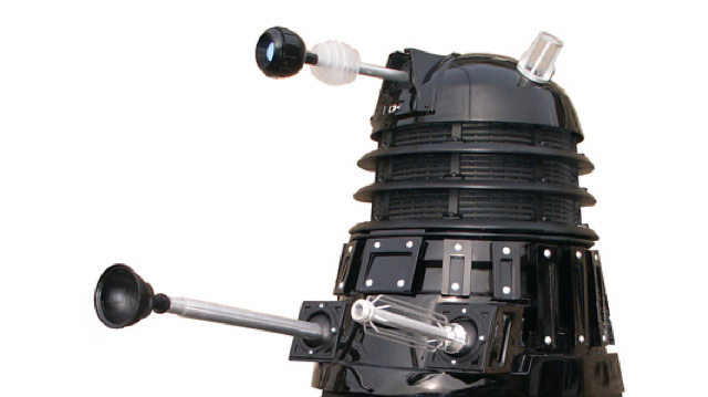 You too can own a Dalek for $5000