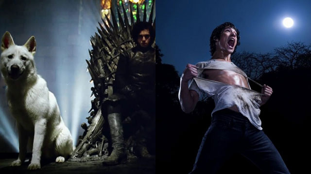 Which Sunday show are you more excited about: Game of Thrones, or Teen Wolf?