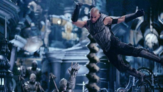 Vin Diesel may be willing to take a huge pay cut to play Riddick again