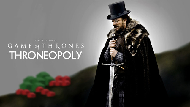 Game of Thrones meets Monopoly: Check out our New Board Game!