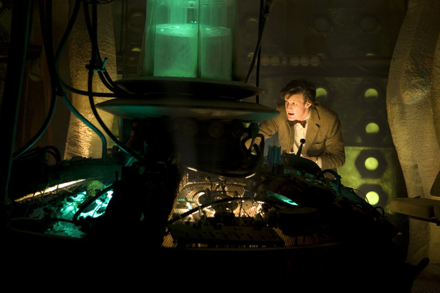 "Doctor Who 6x04, ""The Doctor's Wife"" Pictures"