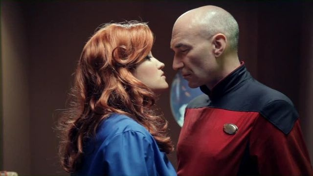 So, is the Star Trek: TNG porn movie actually any good?