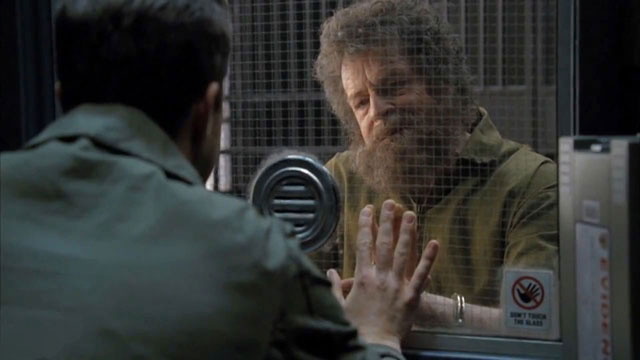 Fringe finally sums up the central paradox of Walter Bishop, the gentle destroyer