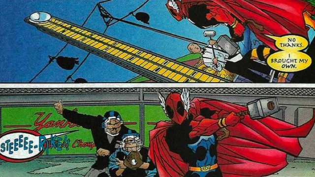 10 other superheroes who possessed the powers of Thor