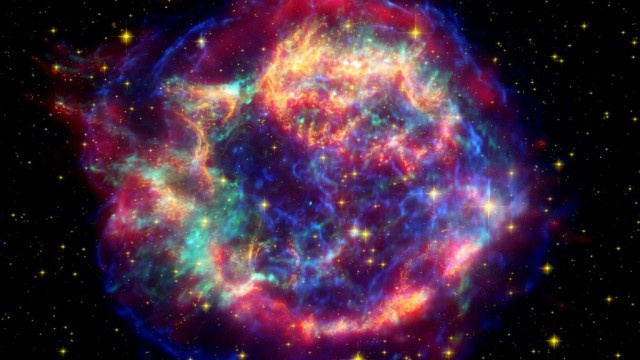 "Legendary ""royal star"" was an actual supernova"
